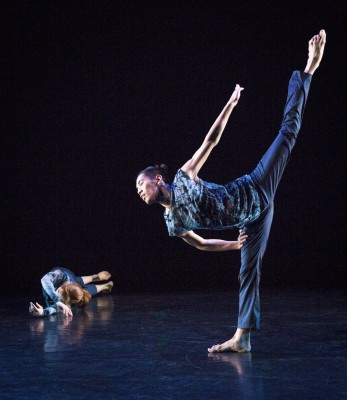 "Scenes from ClancyWorks Dance Company's ""Dream Catchers."" Photo Credit: Yi Chun-Wu"