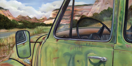 """Leaving Zion"" by Chip Cecil"