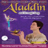 Aladdin! and his Magic Lamp - Ballet