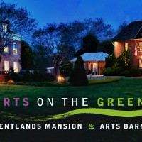 Arts on the Green Banner logo copy image