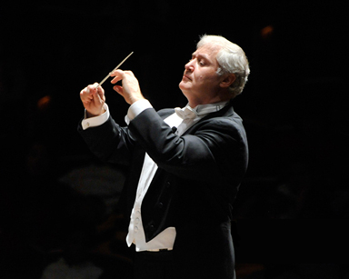 Piotr Gajewski, National Philharmonic Director and Conductor, Photo Credit: JayMallin