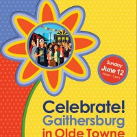 The 34th Annual Celebrate! Gaithersburg Festival