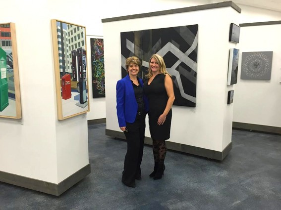 Mary Jo Moon is the owner, and Kelly Ryan, the director, of Chesapeake Framing & Art Gallery in Downtown Crown.
