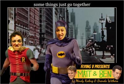 Matt & Ben Meme 2