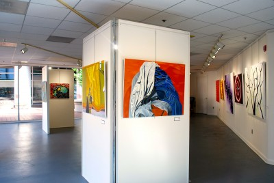 """""""Manifestation of Abstract and Realism"""" at Gallery B"""