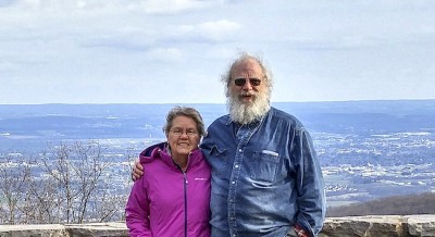 Cathy and Bob Drzyzgula