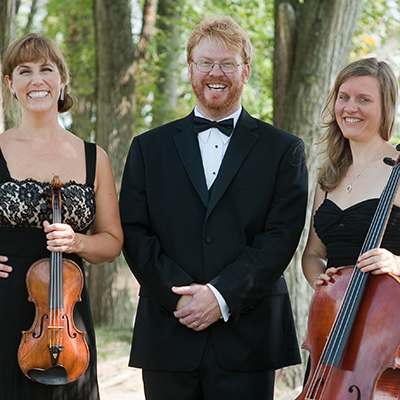 West Shore Piano Trio: Their Roots are Showing