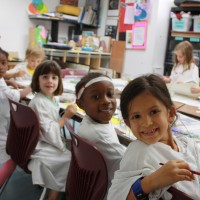 Fall Art Classes for Children and Teens in Downtown Silver Spring