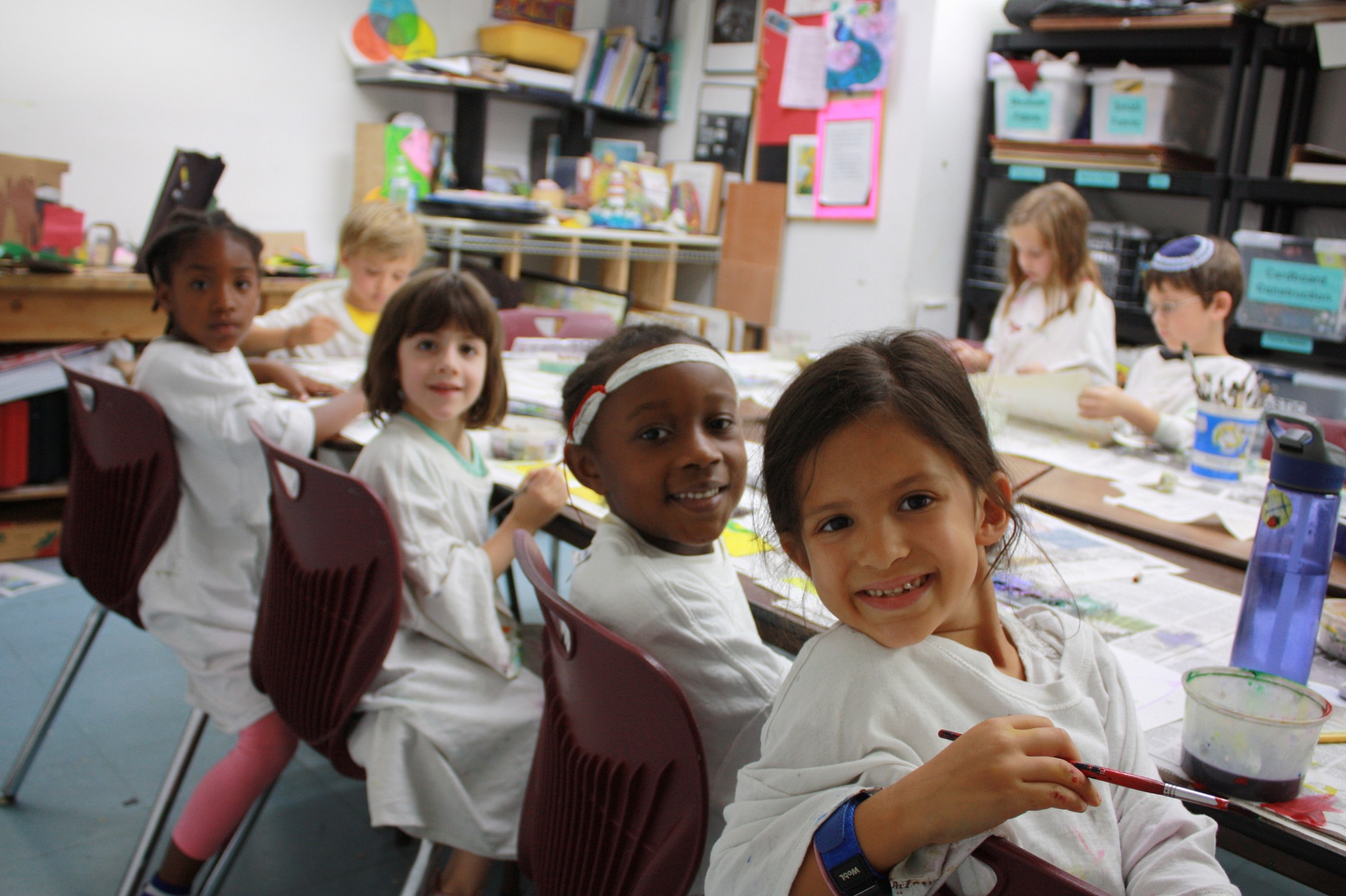 Fall Art Classes for Children and Teens in Downtown Silver ...