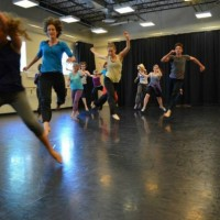 Friday Class at Dance Exchange