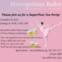 SugarPlum Tea Party
