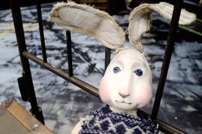 Meet Edward, a china rabbit doll.