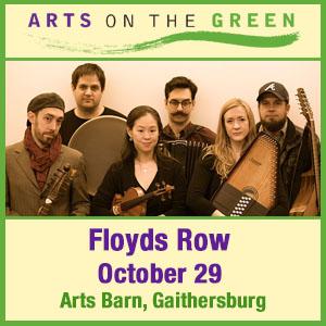 Floyds Row Web ad 300x300 pixels