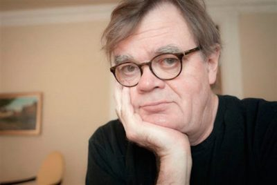 Garrison Keillor to Receive F. Scott Fitzgerald Literary Award.