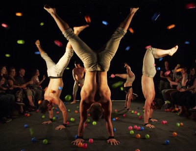 """Gravity & Other Myths performs """"A Simple Space"""""""