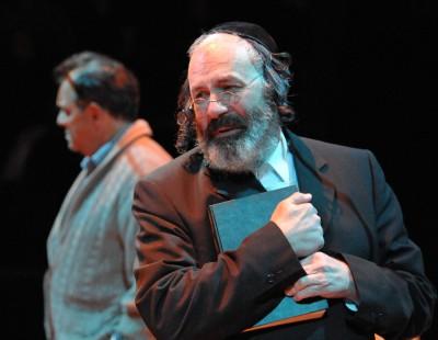 "Rick Foucheux in Theatre J's ""The Chosen"" (2011)."