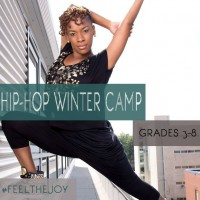 Hip-Hop Winter Camp! 3rd-8th grades