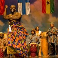 Kwame Ansah-Brew & Fritete Drum & Dance Ensemble