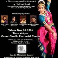 Satyam: A Bharatanatyan Dance Performance