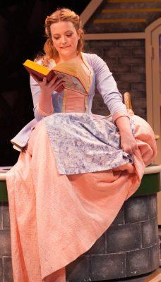 Meet Belle! She loves to read. (Jessica Lauren Ball)