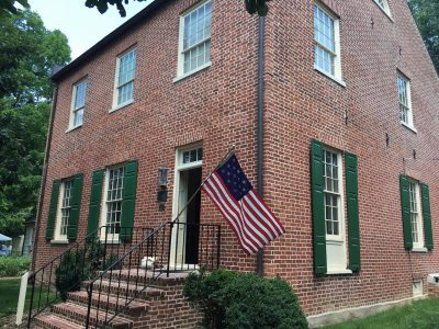 The Beall-Dawson Museum in Rockville is home to Montgomery History.
