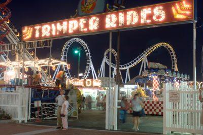 Trimper's Rides and Amusements of Ocean City, MD.
