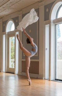 Deanna Pearson, ABA Class of 2013, is currently in the Corps de Ballet at Sarasota Ballet.