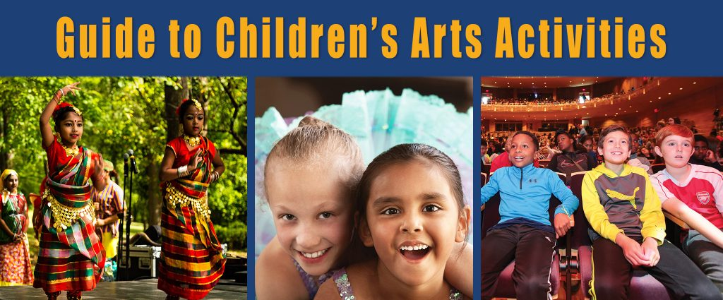 Guide to Children's Arts Activities