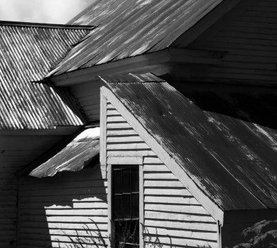 """""""New England Geometry"""" by Wil Scott."""