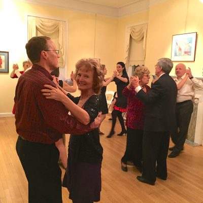 The Winter Waltz Ball is returning to the Kentlands Mansion on Friday, Jan. 27.