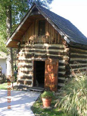 Sandy Spring Slave Museum.