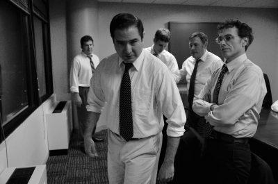 From left: Bob Schwartz, Omar LaTiri, Scott D'Vileskis, Jason Damaso, Stan Rosen.