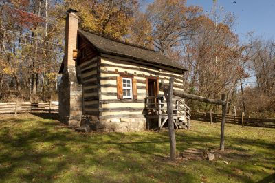 Montgomery Parks' senior archaeologist Heather Bouslog will lead a session on the Oakley Cabin, the 19th-century African American historic site in Olney.