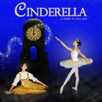 Cinderella, a ballet in two acts