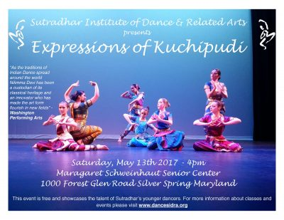 Expressions of Kuchipudi