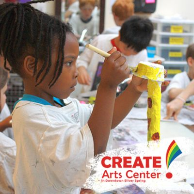 Summer Art Camp @ CREATE!