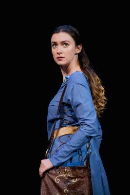 Malinda Kathleen Reese as Ella.