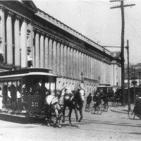 19th Century Street Cars