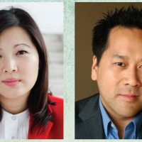 Literary Luncheon with Mei Fong & Andrew Lih