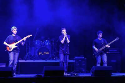 FUSE performed in the 2016 MoCo's Got Talent at the Fillmore in Silver Spring.