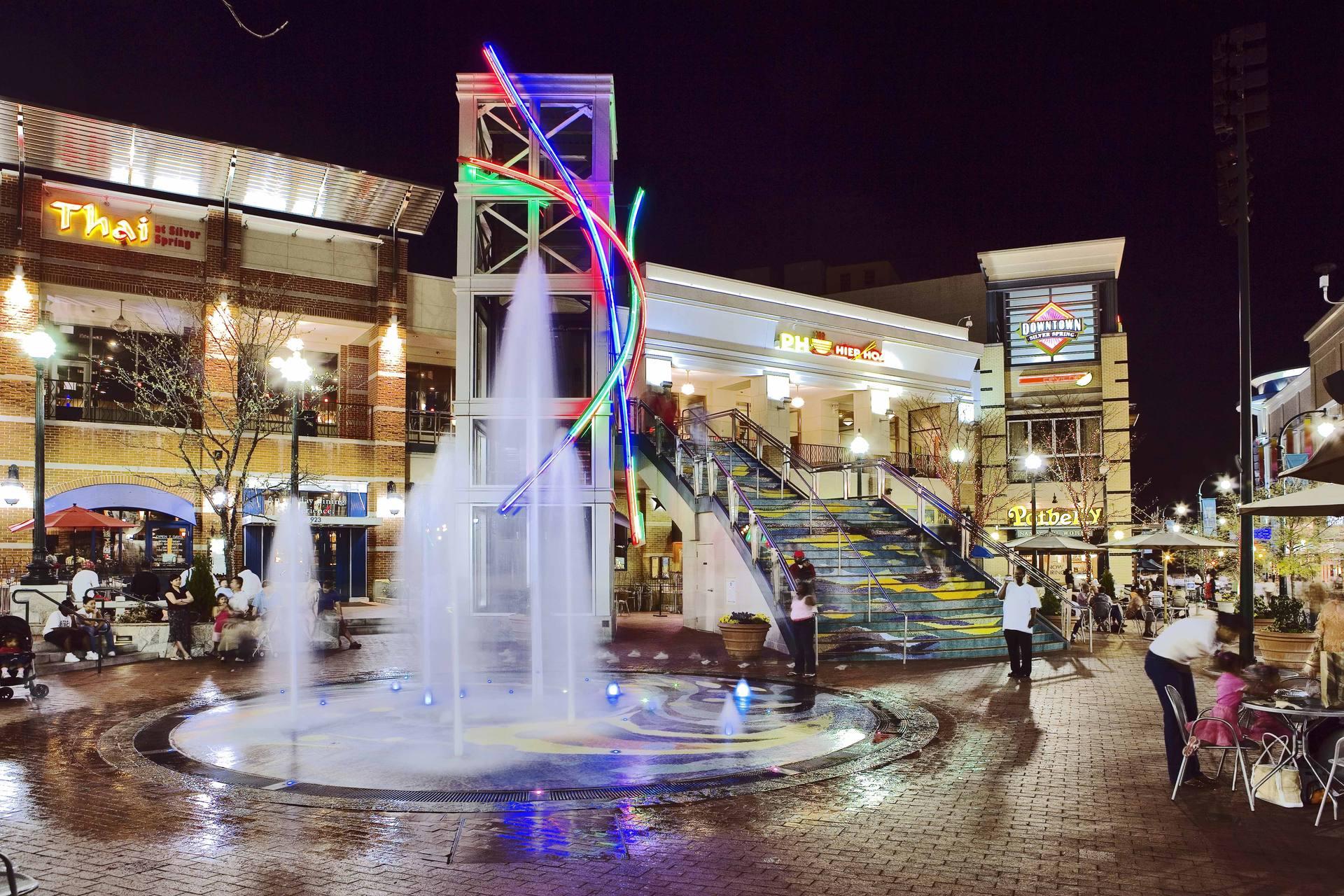 Downtown Silver Spring Culturespotmc Com