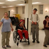 Improv Class for Adults with Disabilities