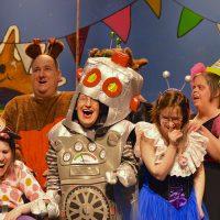 Inclusive Theatre Companies present To Enchantia & ASTROBRIDE