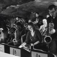 Bohemian Caverns Jazz Orchestra: A Bohemian Christ...
