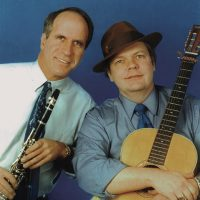 Duo: Billy Novick & Guy Van Duser, USA