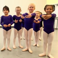 Early Dance Classes at Maryland Youth Ballet