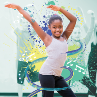 Joy of Motion Summer Dance Camps (Ages 3-18)