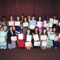 Mosaic Creative Writing for Middle Schoolers Awards Ceremony