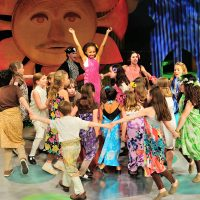 Summer Musical Theater Camp Session 4