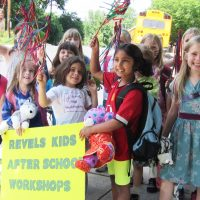Washington Revels After-School Workshops Registration